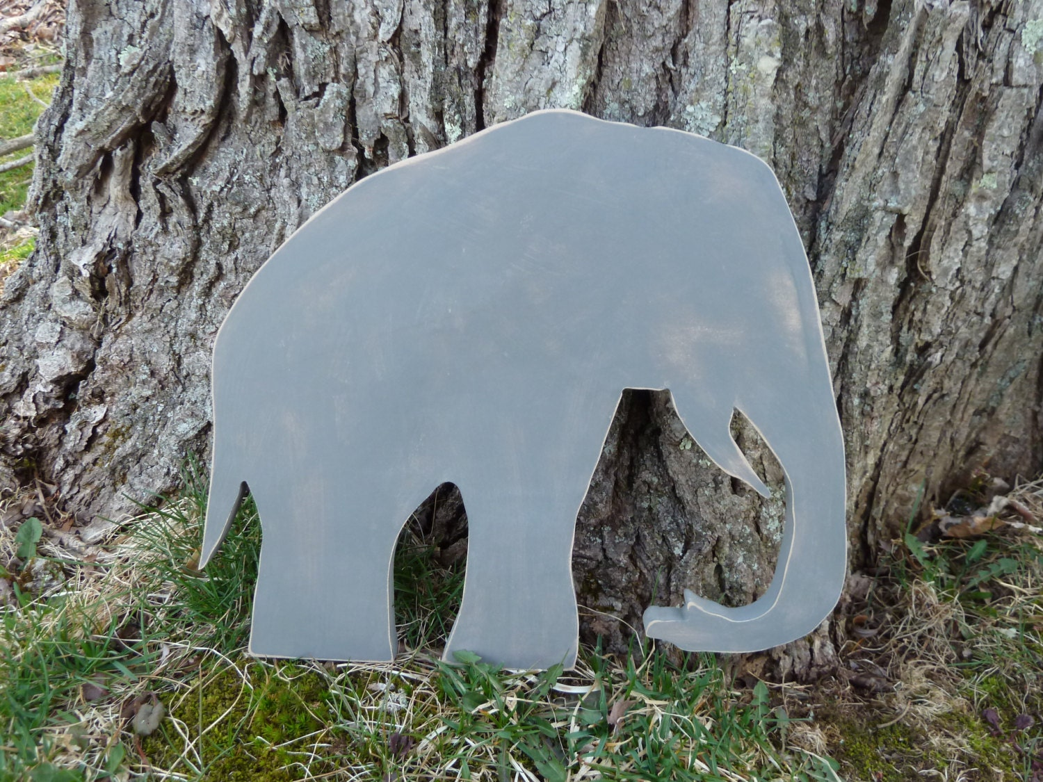 Jungle Wood Wall Decor : Elephant wall decor wooden jungle