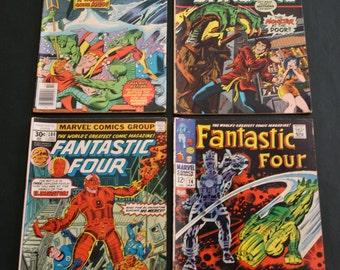 Comic Books Fantastic Four Vintage Collectible Antique