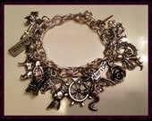 Game of Thrones Loaded Charm Bracelet