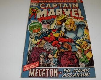 Captain Marvel No.22 (1972)