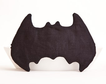 Batman Sleep Mask, Marvel Accessories, Linen Mask for Woman, Batman Mask, Black Sexy Mask, Superhero Eye Mask, Funny Eye Mask
