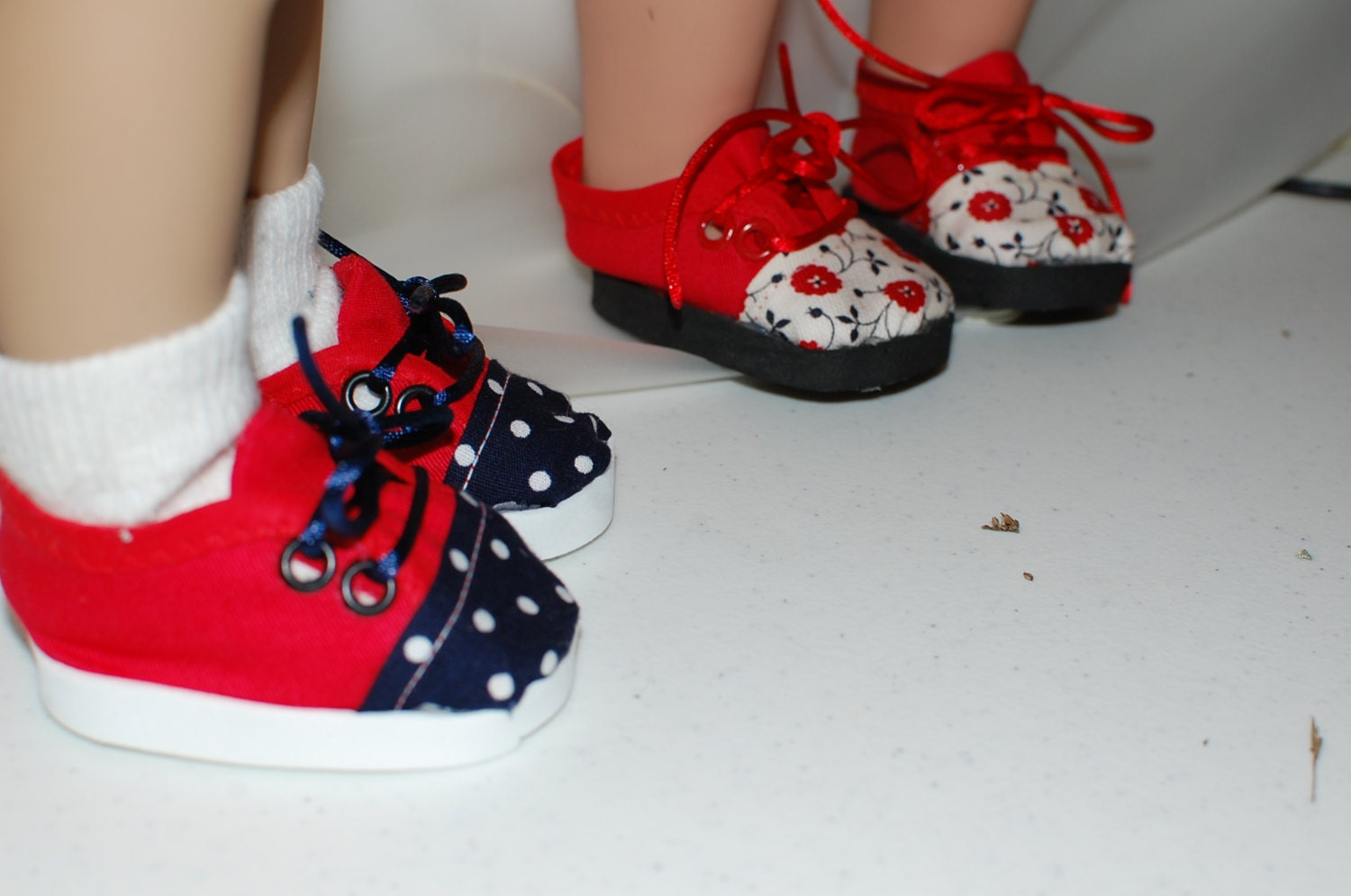 Do Bitty Baby Shoes Fit American Girl Dolls