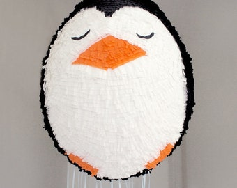 Peggy the Penguin Pinata