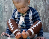 Football Leggings, Toddler Baby Socks, NFL, Baby Socks