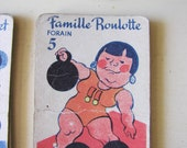 Very old french family game