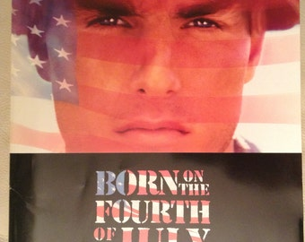 Born on the Fourth of July, movie press kit.