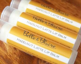 Hazelnut Latte Lip Balm