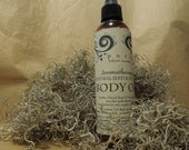 Nourishing Therapeutic Body Oils:  All are beautifully scented, healing, and gentle.