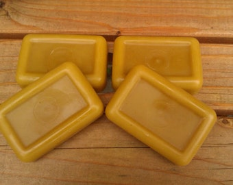 Natural 100% Pure English Beeswax Blocks 100g in 2 x 50g Blocks