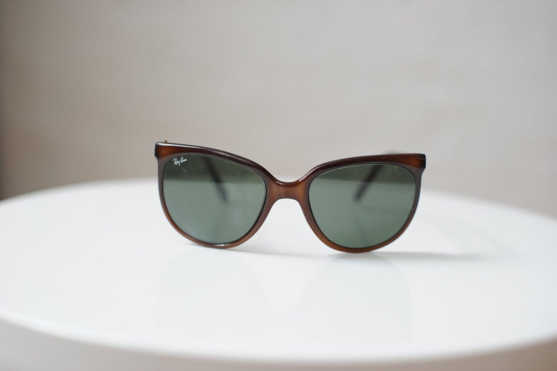 1970 39 s cat eye vintage ray ban sunglasses. Black Bedroom Furniture Sets. Home Design Ideas