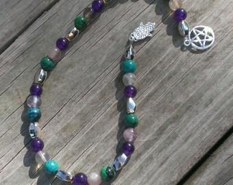 Psychic Pagan Prayer Beads