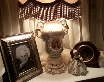 French Portrait Lamp