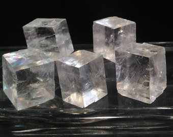 MINI Optic Calcite Iceland Spar Viking Sunstone Pick4U