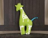 Geraldine the Giraffe ~ Giraffe Softie ~ Giraffe Plush