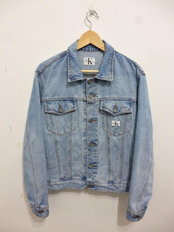 Jeans ck Denim Jacket Made