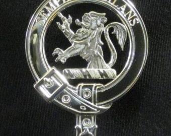 Wilson Scottish Clan Crest Badge