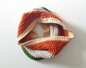 Cozy Neckwarmer - Hand Crocheted Cowl