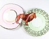 King Leo plates