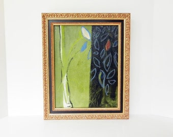 Mattisse Like Painting Original No Signature
