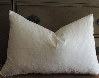 14x24 Down Pillow Insert