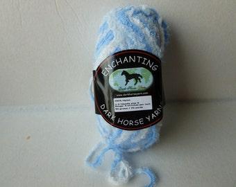 Sale Blue Multi Enchanting by Dark Horse Yarn