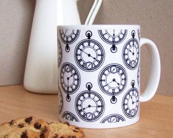 Pocket Watch Mug