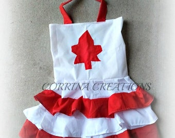 Canada, Canadian Boutique Style OTT Ruffle dress sizes NB 3  6 9 12 24 months, size 2 3 4 5