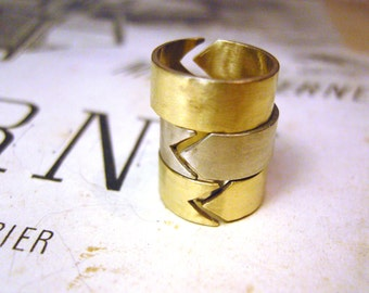 Arrow Knuckle Ring