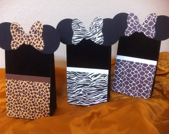 Safari Minnie Goodie Bags