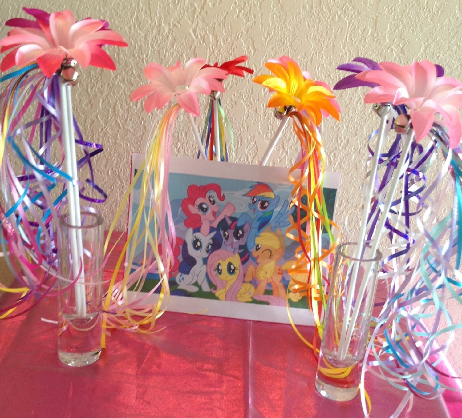 Parties and Fun 8 My Little Pony Party Favors My Little Pony