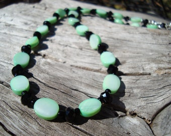 Minty Green Goodness Necklace