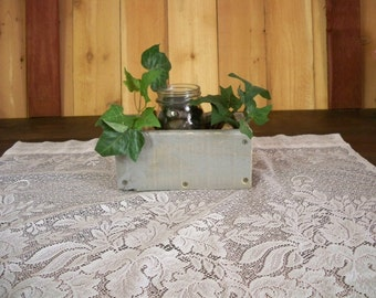 Rustic Wood Center Piece, Rustic Wedding Centerpiece, Wood Centerpiece, Coffee Table Centerpiece, Decorative Wood Boxes,