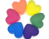 Sweet Hearts Novelty Kids Soap - Set of 6