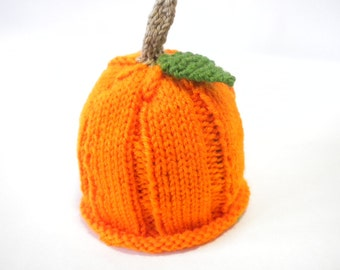 Baby Pumpkin Hat in Multiple Sizes - Made to Order