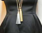 The Coco Tassel Necklace