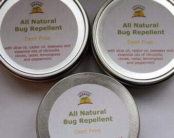 all natural bug repellent