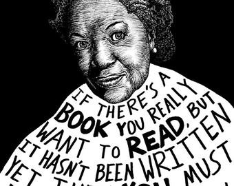 Toni Morrison (Authors Series) by Ryan Sheffield