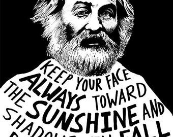 Walt Whitman (Authors Series) by Ryan Sheffield