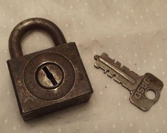 Jaso Lock with Key