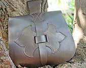 Leather Bag Handmade in Genuine Leather