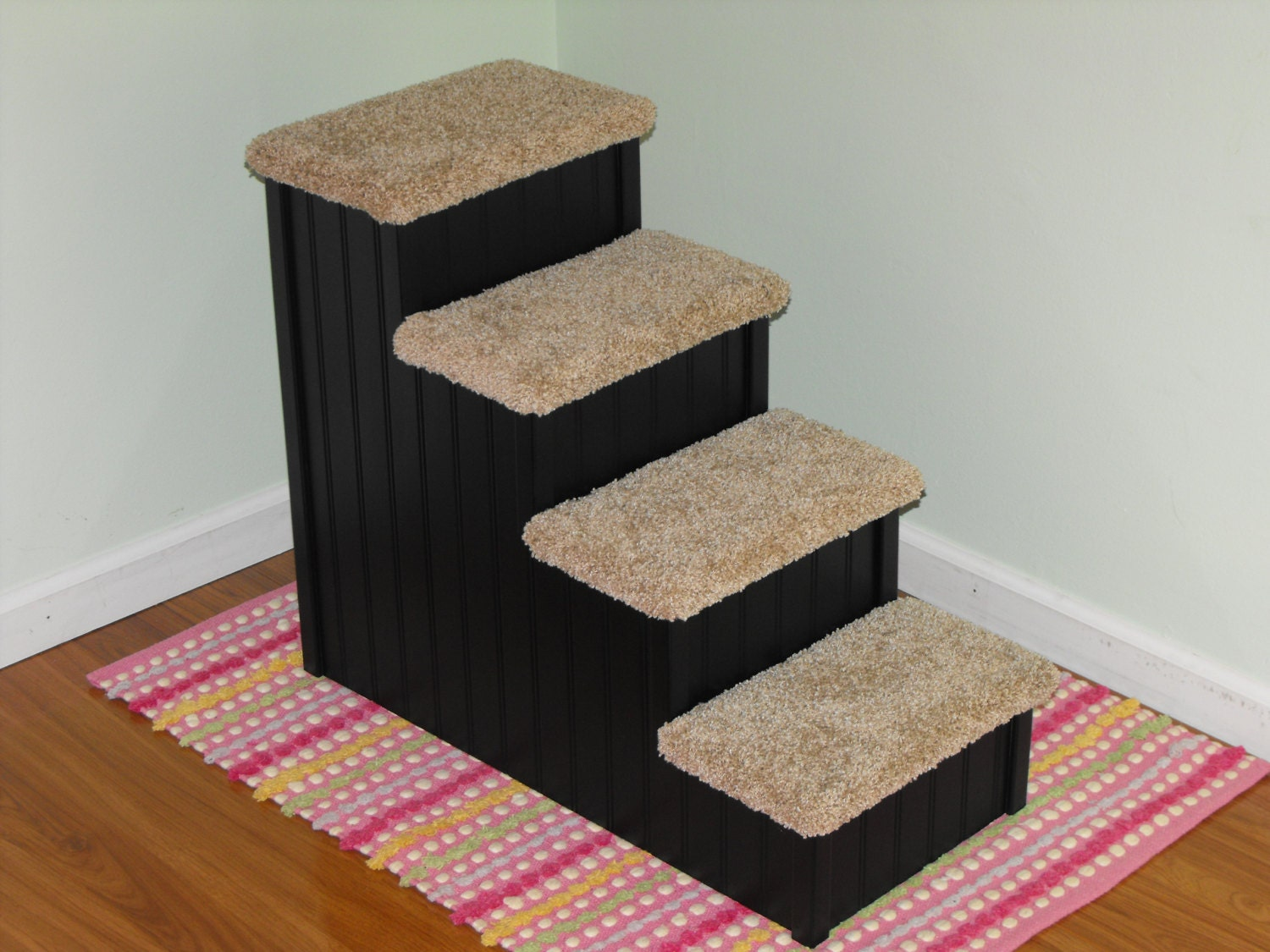 These 6 Pieces Of Colorful Furniture Are Absolute Must Haves: Pet Stairs Dog Steps Pet Steps For Dogs 24 High Dog