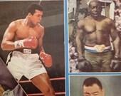 Vintage Ebony Magazines - 1976 / 1978 The Jeffersons - Muhammad Ali Covers