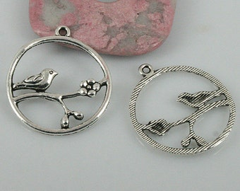 magpie charms etsy