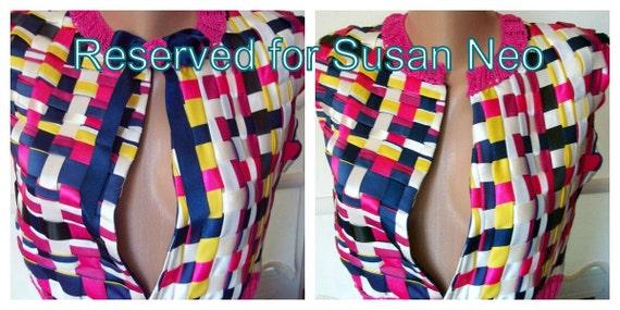 Colorful Ribbon Bolero Jacket 2012 Summer Handmade Free Shipping Elegant