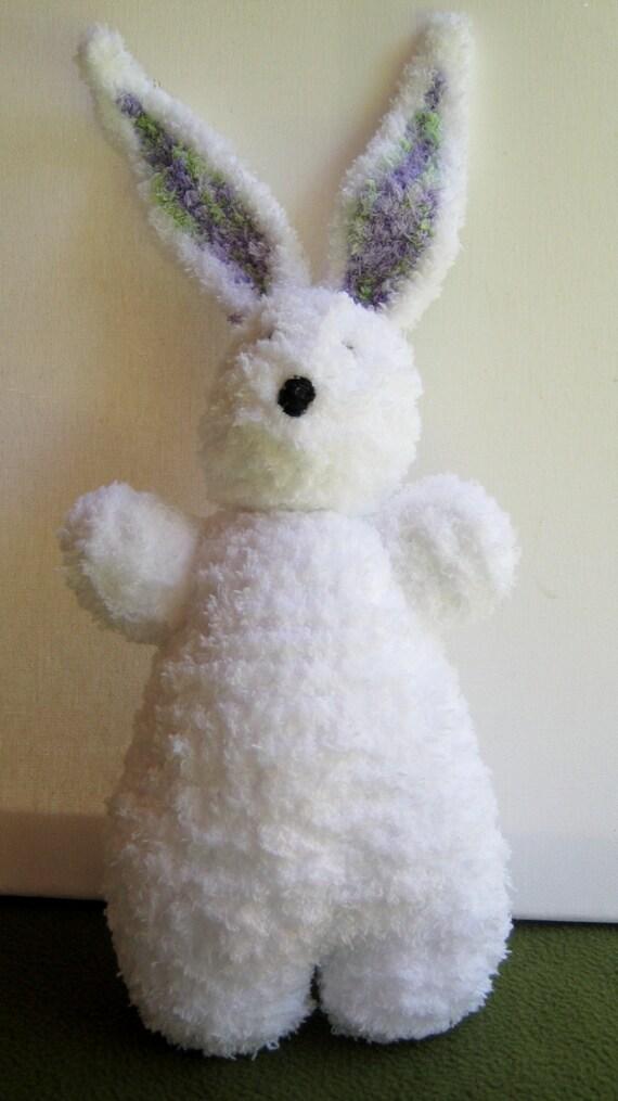 PDF Knitting Pattern for Pipsqueak Pets - bear, rabbit, giraffe and elephant ...