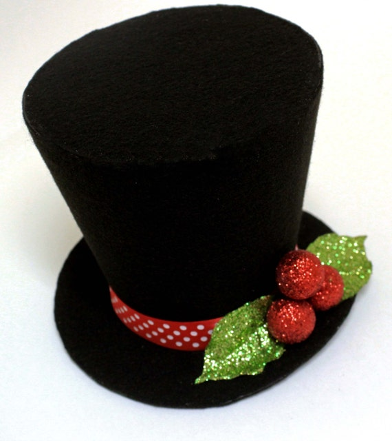 Displaying (17) Gallery Images For Snowman Top Hat...