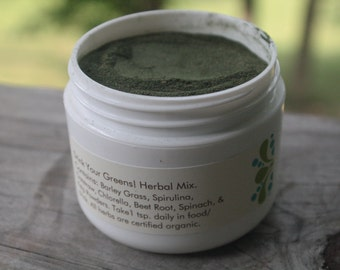Green Superfood Powder - Drink Your Greens