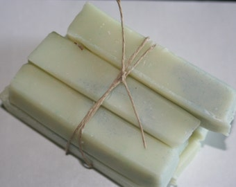 Soap On The Go Sticks with bag Organic Garden with organic Olive & Coconut oils 3 to 4 ozs