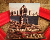 Custom Order: Pop up Save the Date order of 80
