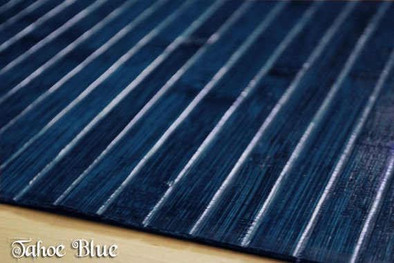 Tahoe blue faux hardwood floor prop for photography by for Wood floor mat
